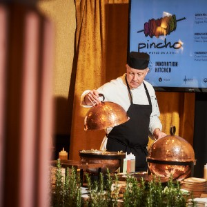 Innovation Kitchen: Pinchos