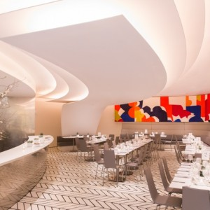 Dining at the Guggenheim