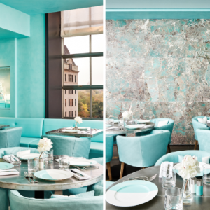 Blue Box Café at Tiffany & Co