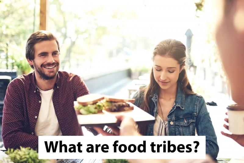 What are food tribes?